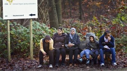 Telegraaf – vluchtelingen